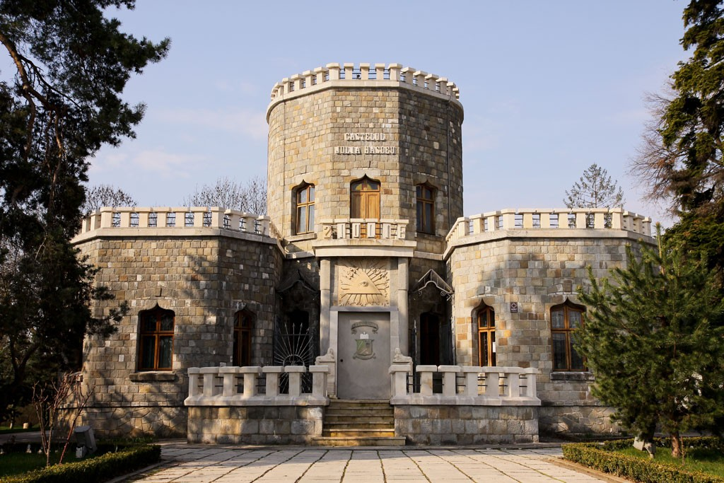 Iulia_Hasdeu_Castle